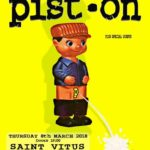 PIST.ON Launch Comeback With New York Show