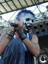 Mudvayne - Photo by: Lesa Pence