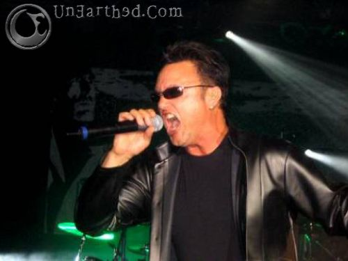 Operation Mindcrime : Queensryche @ the Universal Amphitheater 02/19/2005