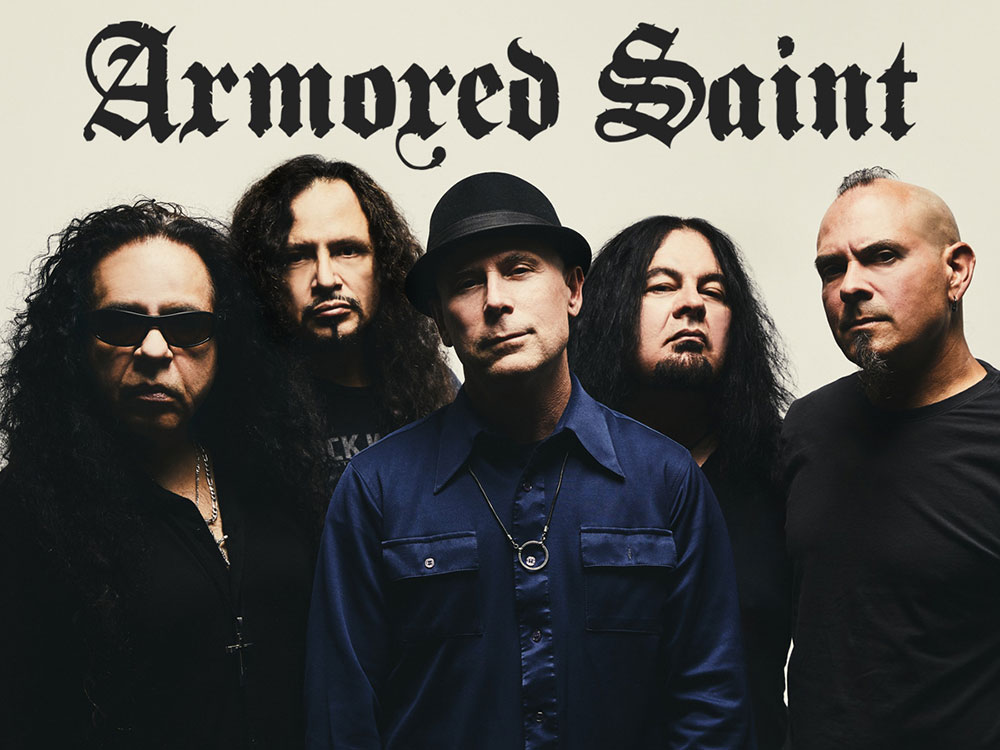 Armored Saint Band picture